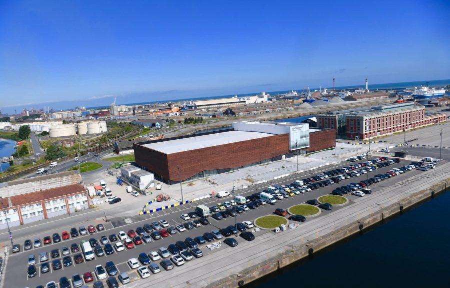 Réduction des îlots de chaleur – Patinoire de Dunkerque